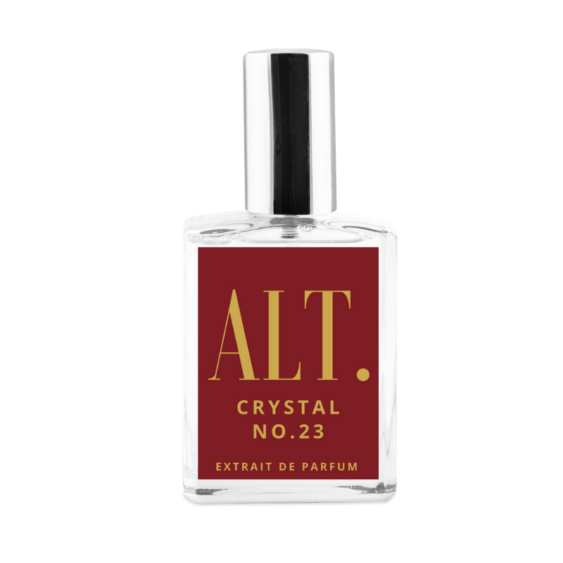 ALT. Crystal No.23 30ML Bottle - Inspired by Maison Francis Kurkdijan's Baccarat Rouge 540 Eau de Parfum
