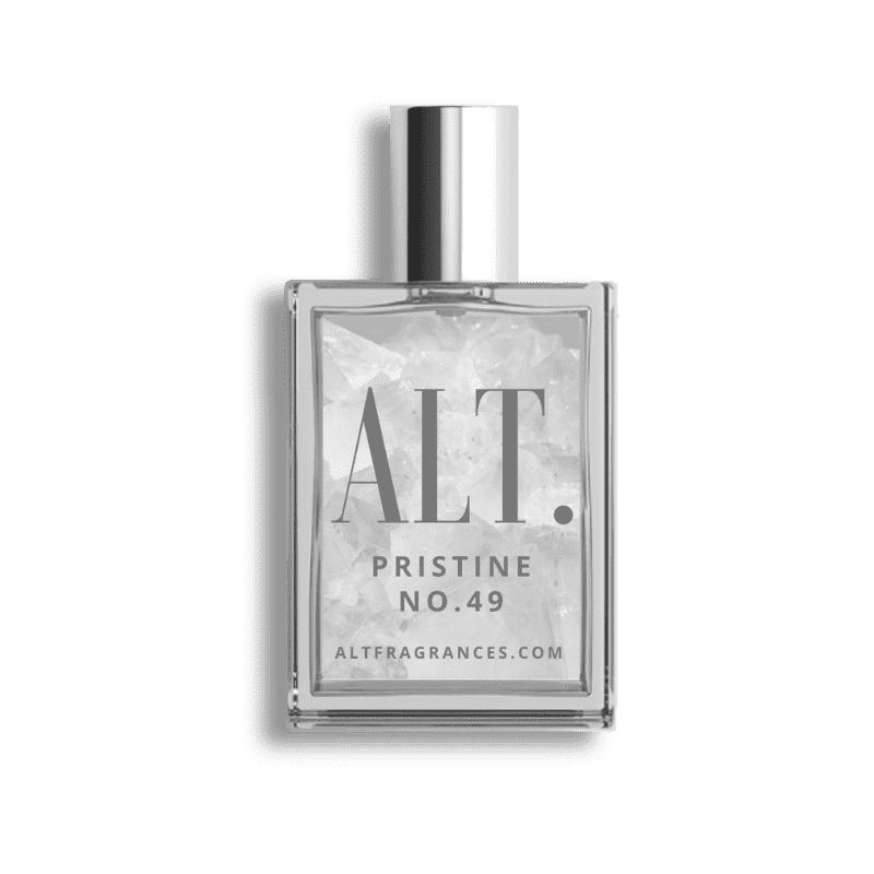 Pristine - Inspired by Aventus and Baccarat Rouge 540 fragrance bottle  Edit alt text