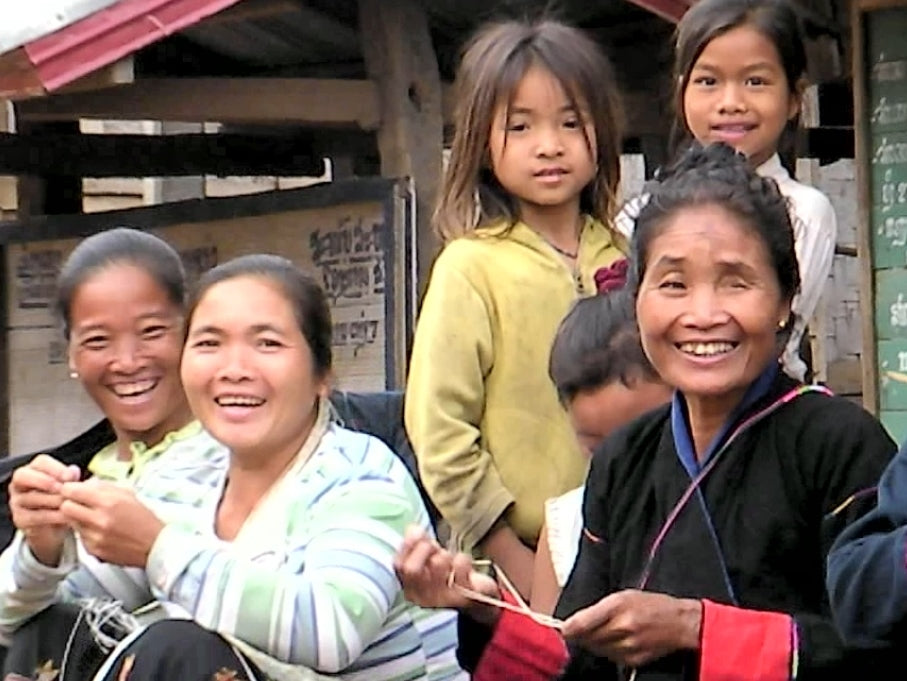 Preserving Laotian Culture, Empowering Women and Building Bridges of Hope