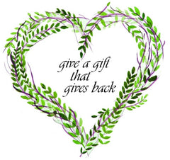 give a gift that gives back