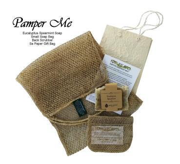 Pamper Me JungleVine® Bath and Body Gift Set