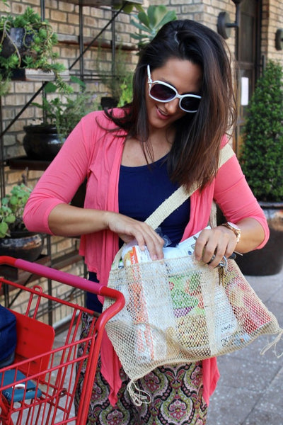 Pahk JungleVine® Tote Bags are perfect for grocery shopping.