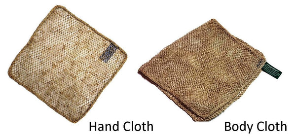JungleVine® Hand Cloth and Body Cloth