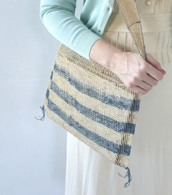 Noy JungleVine® Tote Bags, hand-crafted from sustainable fiber