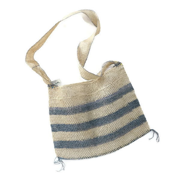 Noy JungleVine® Tote Bags, hand-crafted from a 100% sustainable fiber