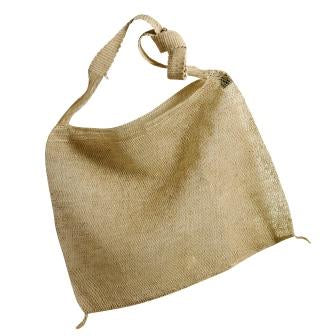 Pahk Eco-Friendly Vegan JungleVine Tote Bag for shopping, travel, and beach. Lightweight, undyed, the original Khmu Nature Bag.
