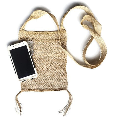 Somboun Mini JungleVine® Bag is perfect for your cell mobile phone