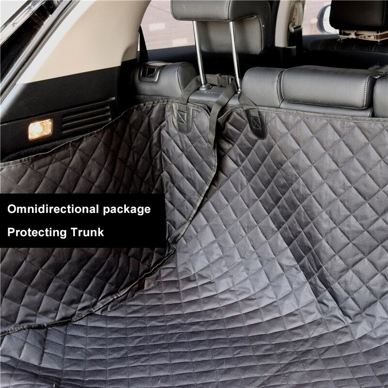 THE BARKING DOG Trunk Protective Mat