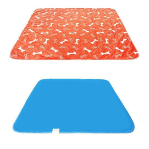 THE BARKING DOG Multi-Use Training Pad ORANGE / MEDIUM - The Barking Dog Market