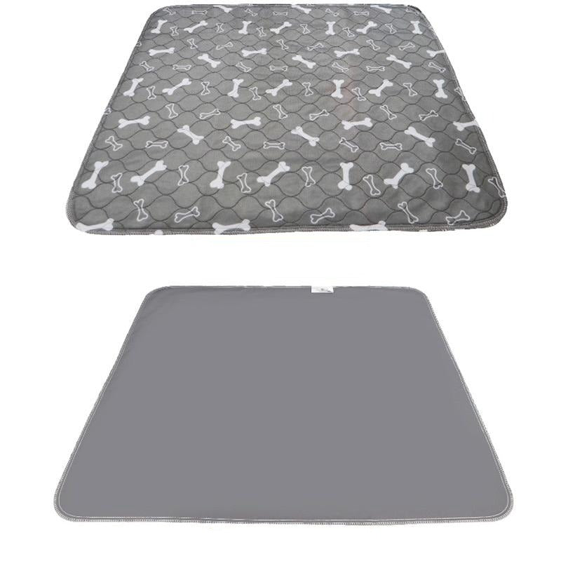 THE BARKING DOG Multi-Use Training Pad GRAY / MEDIUM - The Barking Dog Market