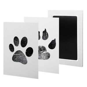 THE BARKING DOG Paw-Print Ink Kit