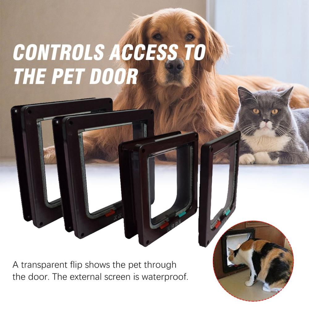 The Barking Dog Security Flap Door Gate