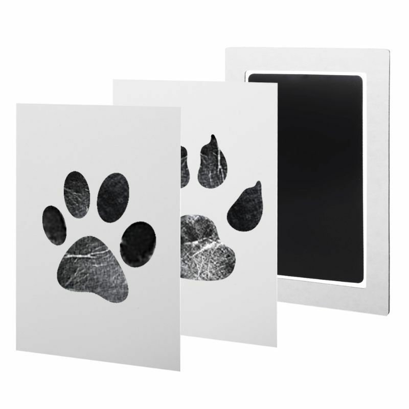 THE BARKING DOG PawPrint Ink Kit Black - The Barking Dog Market