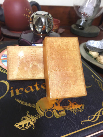 Custom 24 Karat Soap Bar