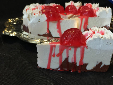Strawberry Cheesecake Soap