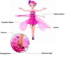 Load image into Gallery viewer, Electric Induction Hover Flying Fairy