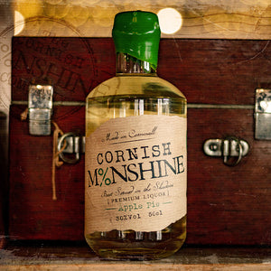 50cl Cornish Moonshine  'Apple Pie' (30% Vol)