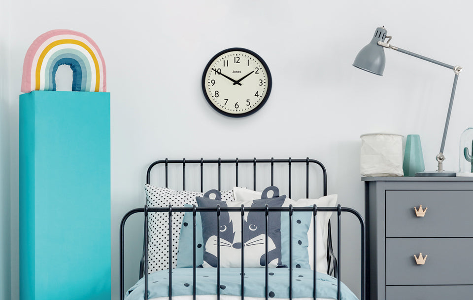 Back to School - Best Clocks for the Kids Bedroom