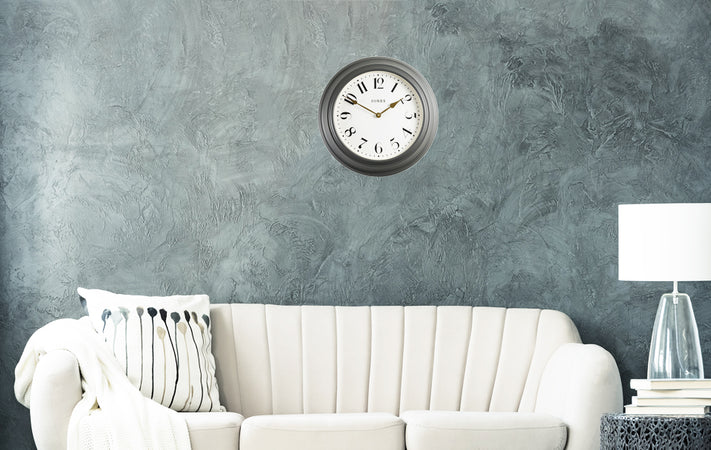 Five of the Best Clocks for your Living Room