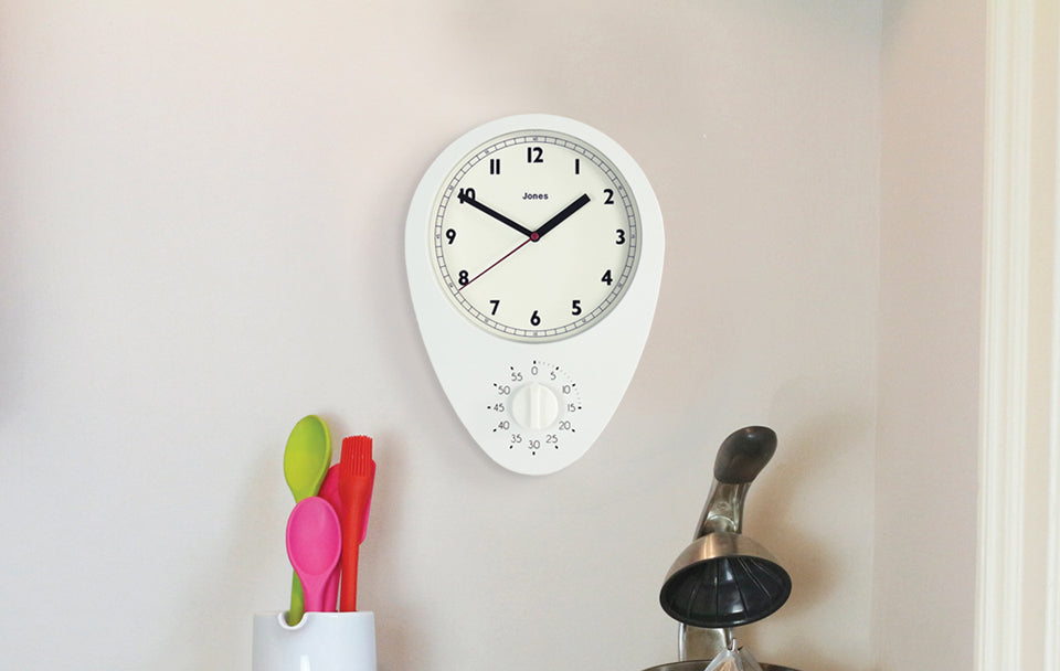 Five of the Best Kitchen Clocks