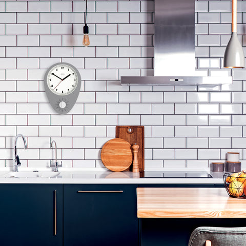 Kitchen clock Countdown by Jones clocks