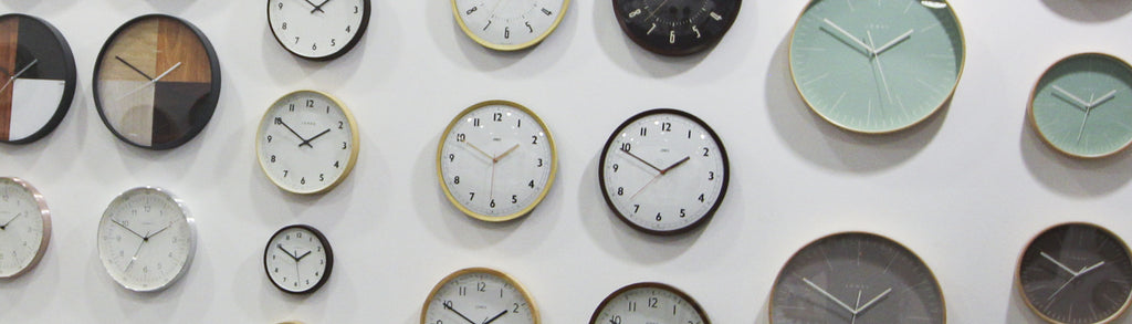 Jones Clocks. Delivery information.