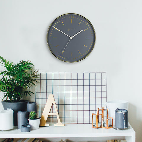 Large decorative wall clock by Jones clocks