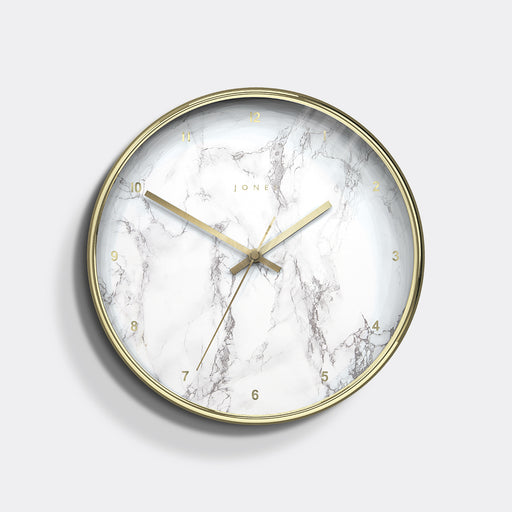 Medium Decorative Wall Clock | Gold | Jones Clocks | Studio 504