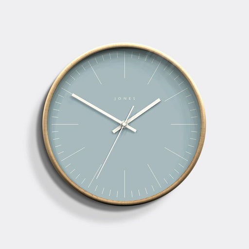 Medium Contemporary Wall Clock | Wood | Jones Clocks | Studio 105