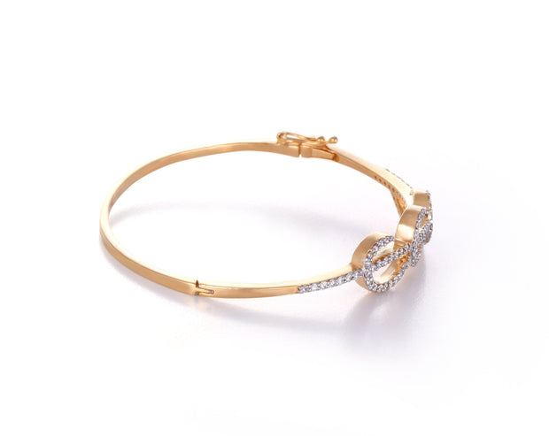 18kt Diamond Bracelet - Jianna Jewelers