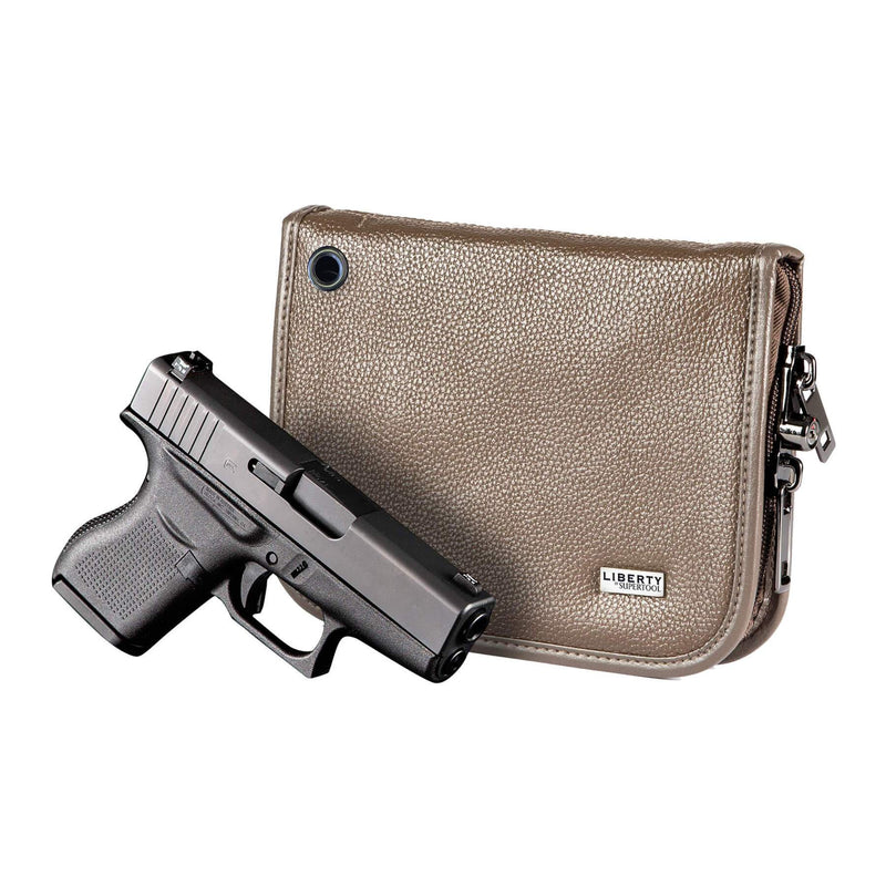 Sub-Compact Magnetic Handgun Case