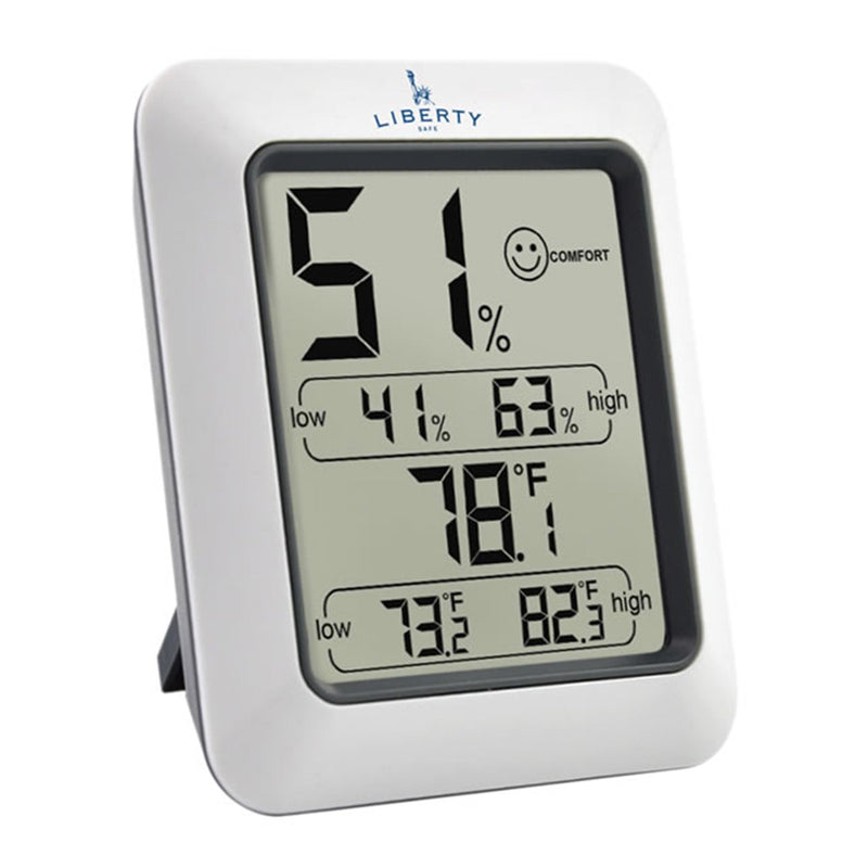 Humidity & Temperature Monitor