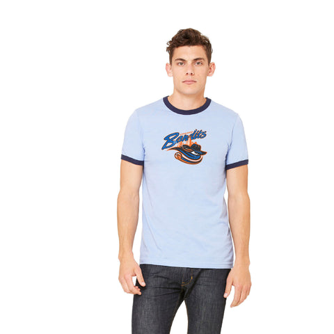 Chicago Bandits Men's Ringer Tee