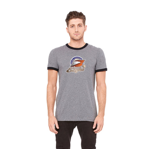 Beijing Eagles Men's Ringer Tee