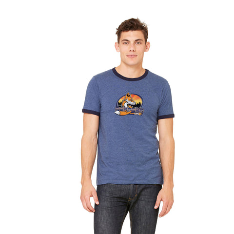 Aussie Peppers Men's Ringer Tee