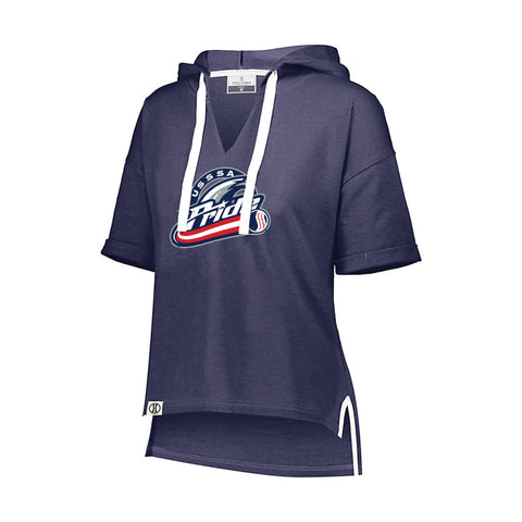 USSSA Pride Women's Hooded Tee