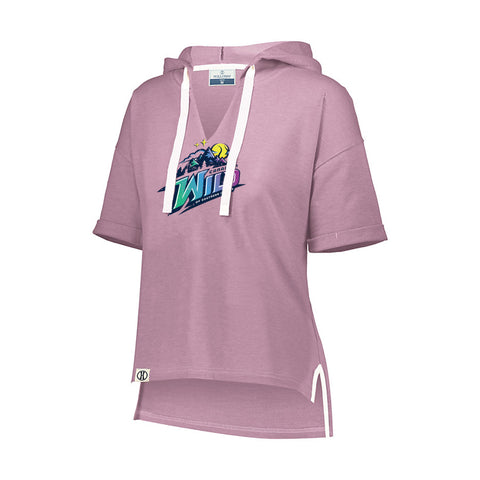 Canadian Wild Women's Hooded Tee
