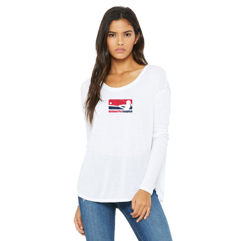 NPF Women's Long Sleeve Tee