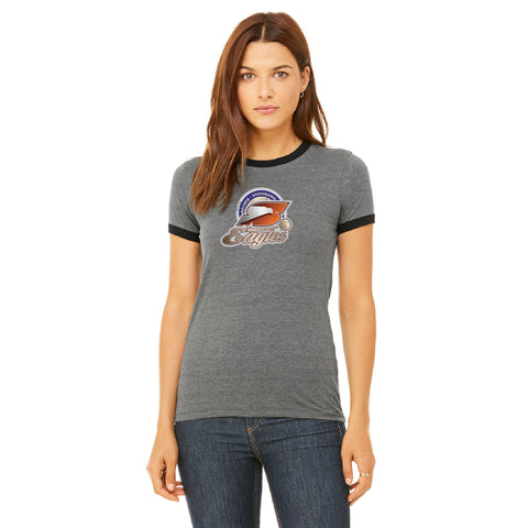 Beijing Eagles Women's Ringer Tee