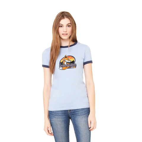 Aussie Peppers Women's Ringer Tee