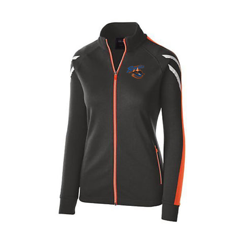Chicago Bandits Women's Full-Zip Jacket