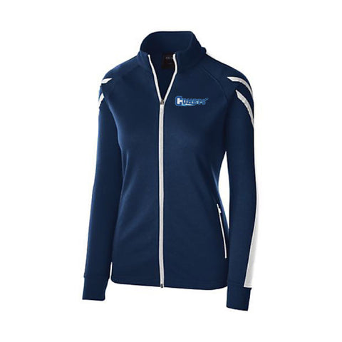Cleveland Comets Women's Full-Zip Jacket
