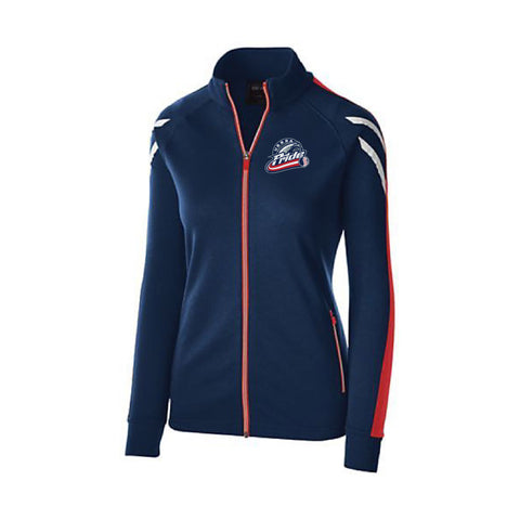 USSSA Pride Women's Full-Zip Jacket