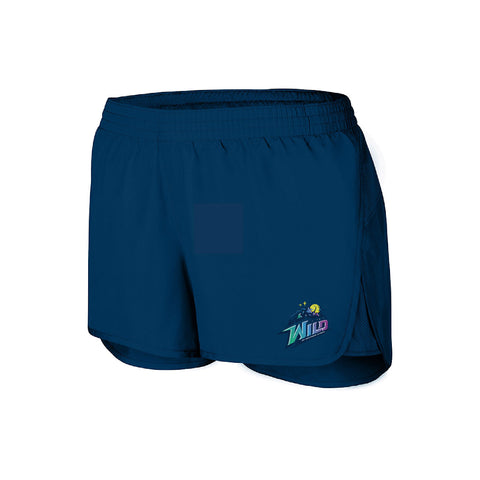 Canadian Wild Women's Athletic Shorts
