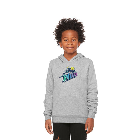 Canadian Wild Youth Pullover Hoodie