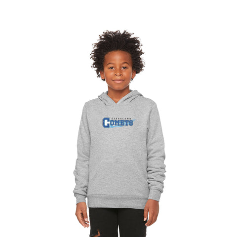 Cleveland Comets Youth Pullover Hoodie