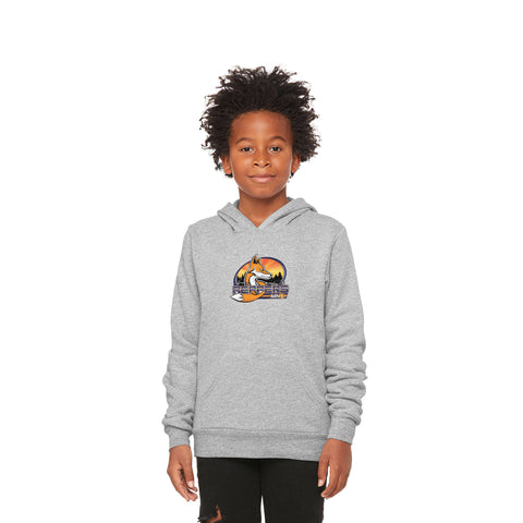 Aussie Peppers Youth Pullover Hoodie