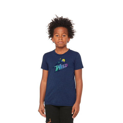 Canadian Wild Youth Short Sleeve Tee