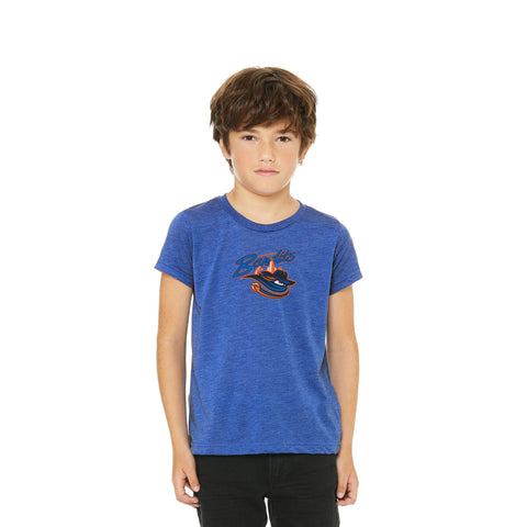 Chicago Bandits Youth Short Sleeve Tee