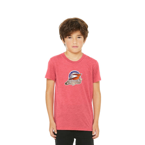 Beijing Eagles Youth Short Sleeve Tee